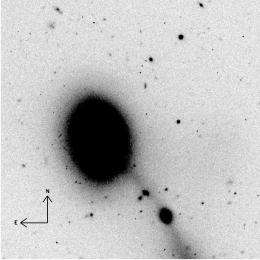 Astronomers find 'smoking gun' of compact galaxy formation