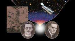 Astronomy: Hubble 'whodunnit' is resolved at last