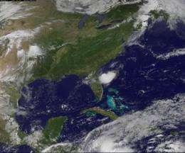 Atlantic hurricane season sticks to the calendar: System 93L