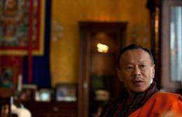 Bhutanese Prime Minister Jigmi Thinley
