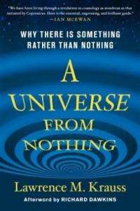 Book explores discoveries in cosmology and how our universe could have come from nothing