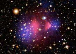 Centuries-old math formula helps map galaxy clusters
