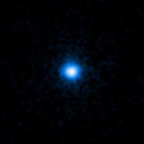 Chandra Observes Extraordinary Event
