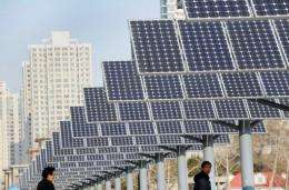 Chcurrent installed capacity is less than one gigawatt, the official China Daily said last month