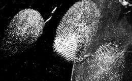 Chemist contributes to development of novel method for recovering old fingerprints