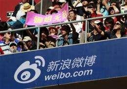 China mulls microblog limits before party meeting (AP)