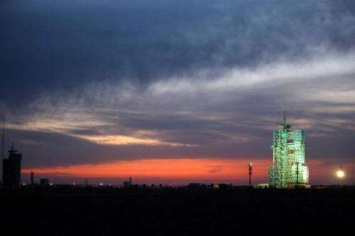 China will launch an unmanned spacecraft on Tuesday, taking its next step towards building its first space station