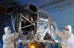 Critical milestone reached for 2012 Landsat Mission