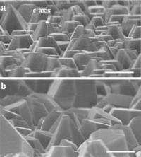 Samsung researchers announce breakthrough in growing gallium nitride LEDs on glass