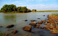 Ethiopian lake sediments reveal history of African droughts