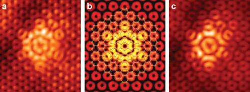 Flower-like defects in graphene