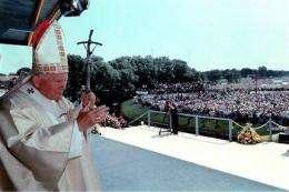 Friend the pope? John Paul II gets Facebook page (AP)