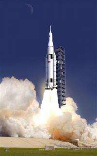 Future NASA rocket to be most powerful ever built (AP)
