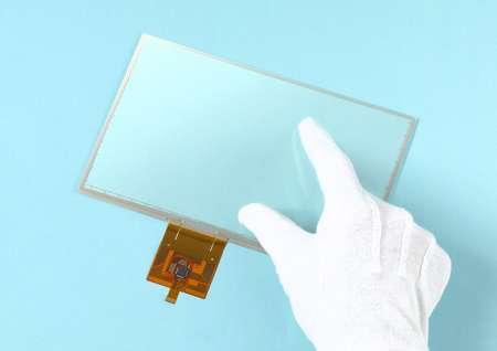 Glove-friendly touchscreen goes on exhibit