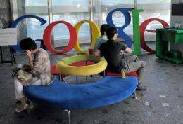 Google's offices in Seoul were targeted by the Korean Fair Trade Commission (KFTC)