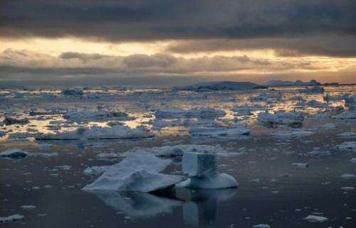 Greenland's ice sheet melted the most it has in over a half century last year, US government scientists said