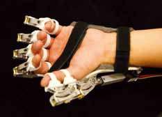 Hand Robot - a revolution of stroke therapy