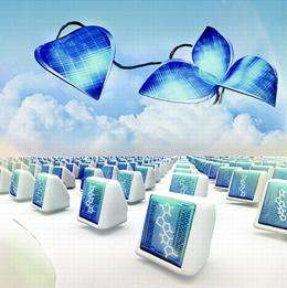 Millions of molecules screened in search for the ideal organic solar cell material