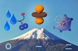 Highly efficient oxygen catalyst found