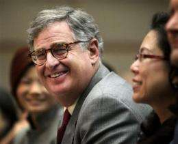 IBM succession chatter heats up near anniversary (AP)