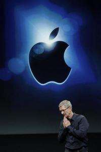In rare miss, Apple 4Q earnings disappoint (AP)