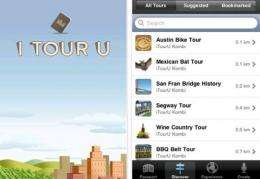 iTourU lets people become virtual tour guide on iPhones
