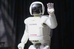 Japan's Honda is hoping to retool its humanoid robot ASIMO for a nuclear mission