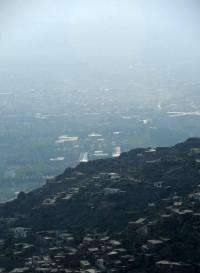 Kabul is now home to around five million people