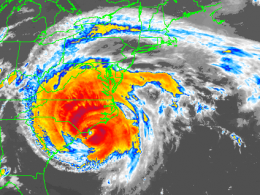 September is peak month for hurricanes in North Carolina