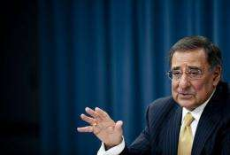 Leon Panetta has suggested America and its allies would have to look at offensive operations in the digital arena