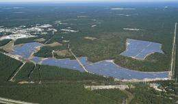 LIPA, BP Solar and Brookhaven National Lab Flip the Switch at the Long Island Solar Farm