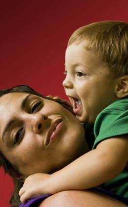 'Motherese' important for children's language development