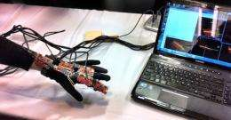 New sensor glove may help stroke patients recover mobility