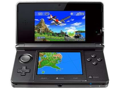 Nintendo's new 3DS handheld game system disappoints