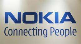 """Nokia announced in February that it expected a """"period of uncertainty"""" as it phased out its Symbian platform"""