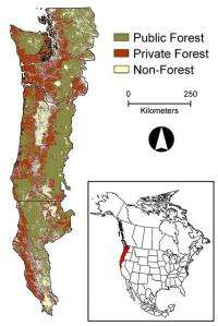 Northwest Forest Plan has unintended benefit - carbon sequestration