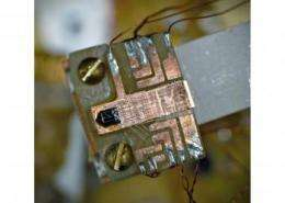 Novel magnetic, superconducting material opens new possibilities in electronics