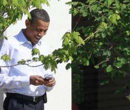 Obama 2012 campaign to go beyond email, text (AP)