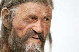 Oetzi 'The Iceman' has been studied extensively over the past two decades