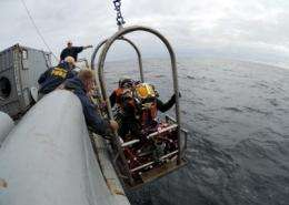 ONR develops capability to understand effects of underwater pressure on divers
