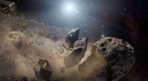 Origin of dinosaur-killing asteroid remains a mystery