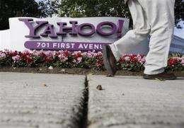 Possible CEOs to succeed Carol Bartz at Yahoo (AP)