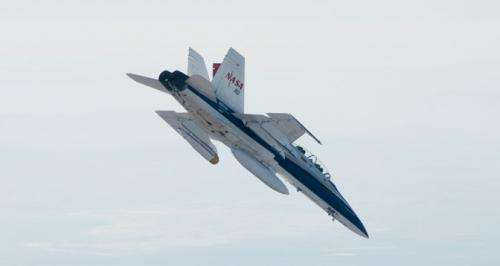 Radar for Mars gets flight tests at NASA Dryden