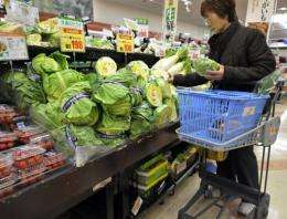 Radiation fears are a daily fact of life in parts of Japan, with reported cases of contaminated water, beef, vegetables