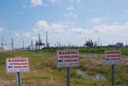 Residents are worried about the long-term health impacts of chronic exposure to toxins