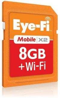 Review: Eye-Fi card makes cameras talk to phones (AP)