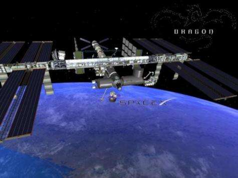 Russia has concerns for SpaceX safety for docking to ISS