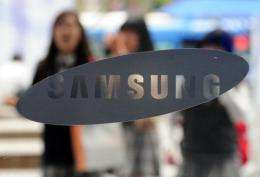 Samsung and Apple have been pursuing legal action against one another since April over design rights