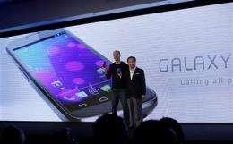 Samsung and Google unveil Galaxy Nexus smartphone (AP)