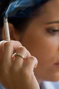Smoking bans motivate even reluctant women to quit